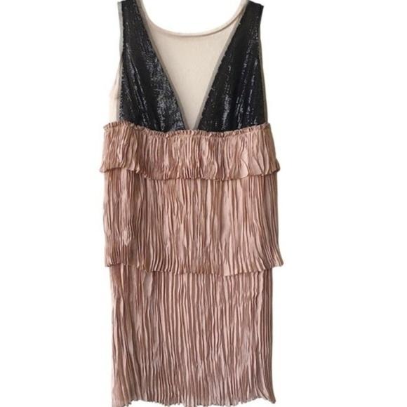 61b69919 BCBGMaxAzria Dresses | Averil Cocktail Dress Sz Lg New | Poshmark